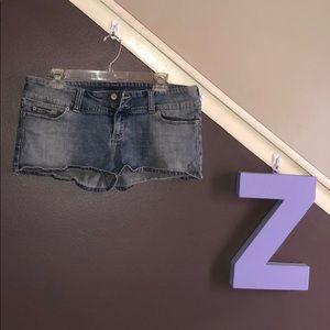 Jean shorts 9/10 Rue 21